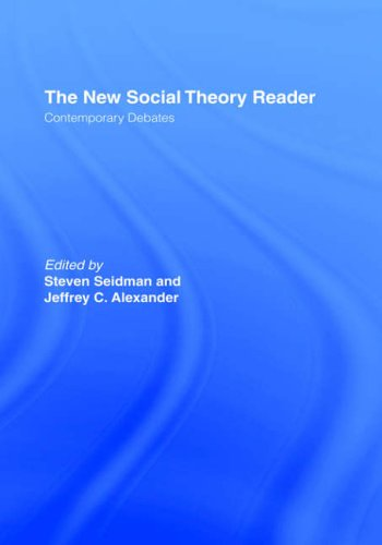 9780415188074: The New Social Theory Reader