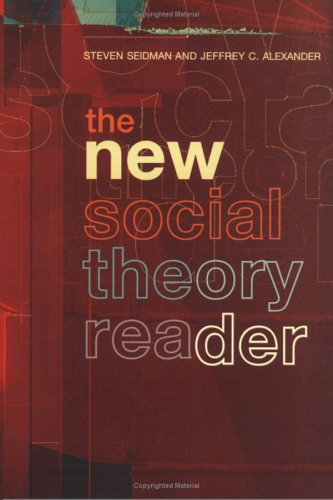 9780415188081: The New Social Theory Reader