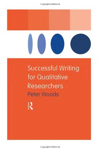 9780415188470: Successful Writing for Qualitative Researchers (Routledge Study Guides)