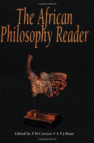 9780415189057: The African Philosophy Reader