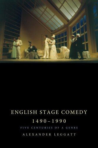 9780415189378: English Stage Comedy 1490-1990