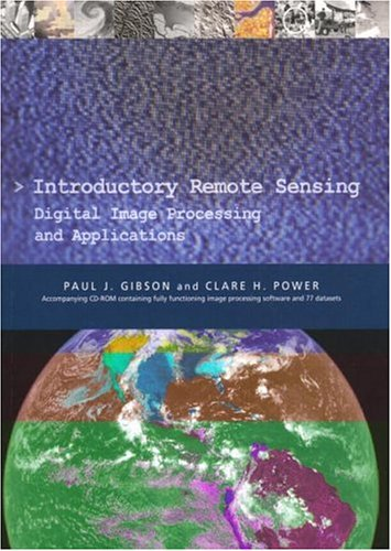9780415189620: Introductory Remote Sensing Digital Image Processing and Applications
