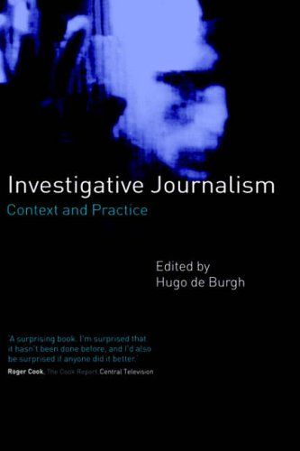 9780415190534: Investigative Journalism