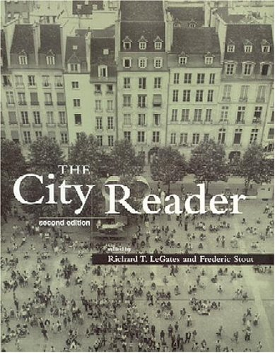 The City Reader: 2nd Edition: R. Legates