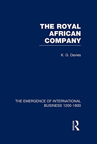 9780415190770: Royal African Company V5 (The Rise of International Business) (Volume 7)
