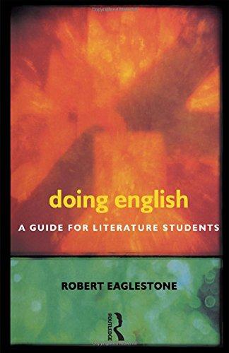 9780415191357: Doing English (Doing... Series)
