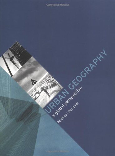 9780415191968: Urban Geography: A Global Perspective