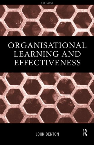 9780415192156: Organisational Learning and Effectiveness