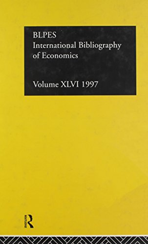9780415192996: IBSS: Economics: 1997 Volume 46 (International Bibliography of the Social Sciences)