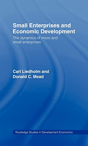 Small Enterprises and Economic Development: The Dynamics: Carl Liedholm