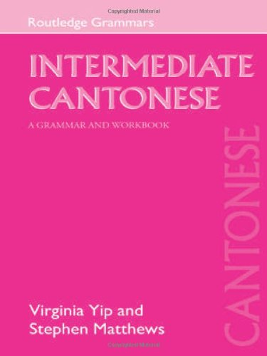 9780415193863: Intermediate Cantonese: A Grammar and Workbook (Grammar Workbooks)