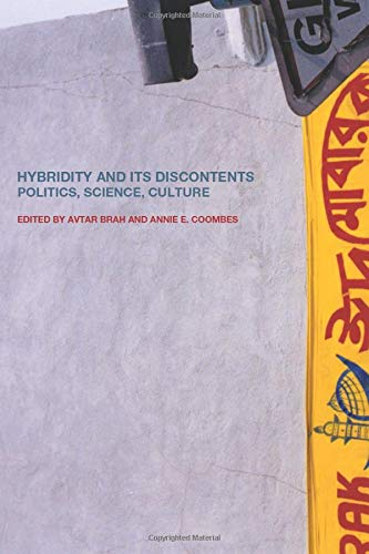 9780415194037: Hybridity and its Discontents: Politics, Science, Culture