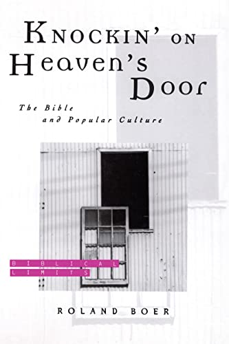 9780415194112: Knockin' on Heaven's Door: The Bible and Popular Culture (Biblical Limits)