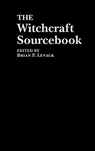 9780415195058: The Witchcraft Sourcebook