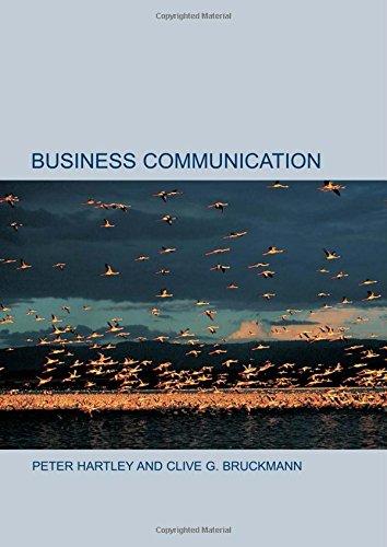 9780415195492: Business Communication