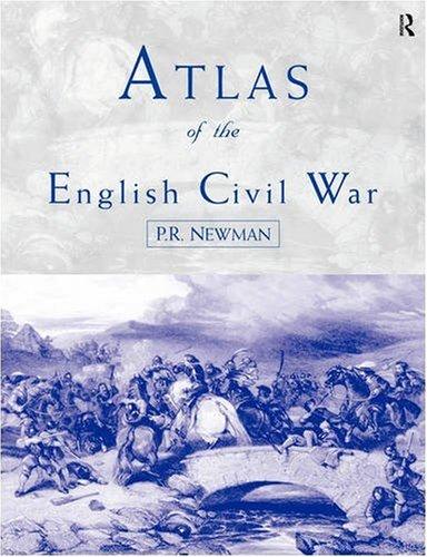 9780415196093: Atlas of the English Civil War