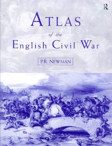 9780415196109: Atlas of the English Civil War