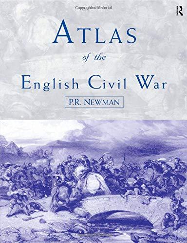 9780415196109: Atlas of the English Civil War