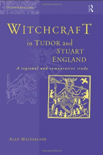 9780415196116: Witchcraft in Tudor and Stuart England