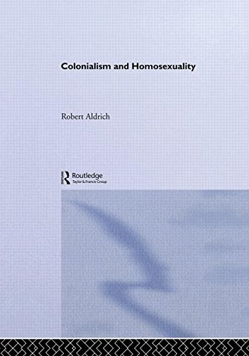 9780415196154: Colonialism and Homosexuality