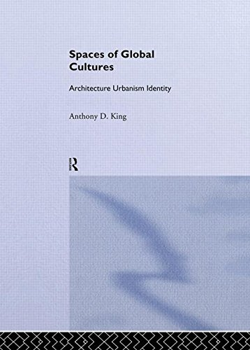 9780415196192: Spaces of Global Cultures: Architecture, Urbanism, Identity (Architext)