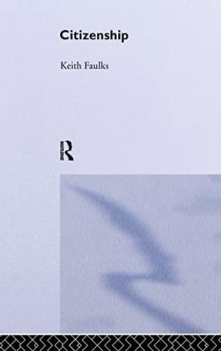9780415196338: Citizenship (Key Ideas)