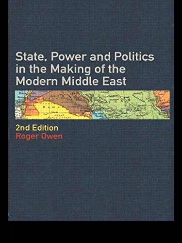 9780415196741: State Power and Politics in the Making of the Modern Middle East