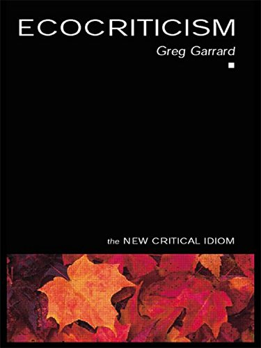 9780415196925: Ecocriticism (The New Critical Idiom)