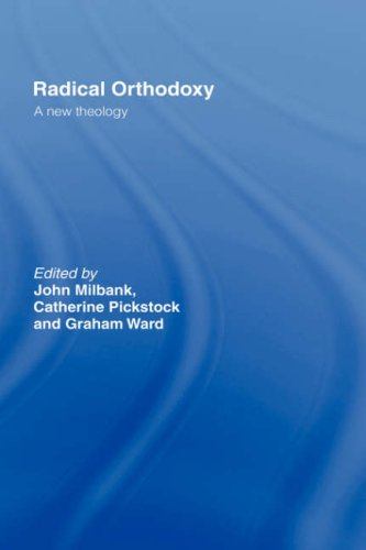 9780415196987: Radical Orthodoxy: A New Theology: Suspending the Material (Routledge Radical Orthodoxy)