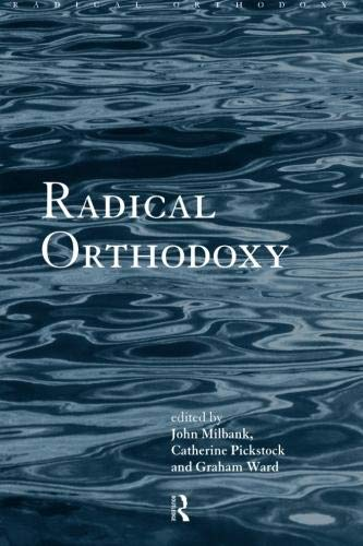 9780415196994: Radical Orthodoxy: A New Theology: Suspending the Material (Routledge Radical Orthodoxy)