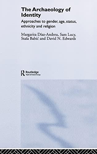 9780415197458: Archaeology of Identity