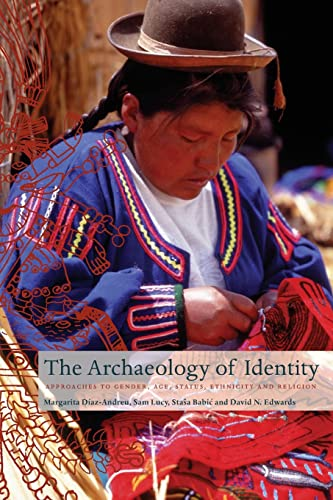 9780415197465: Archaeology of Identity