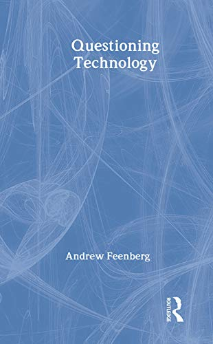 9780415197540: Questioning Technology