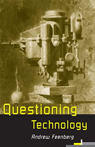 9780415197557: Questioning Technology