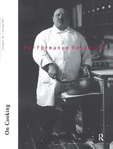 9780415198028: Performance Research: On Cooking: 4