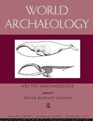 9780415198103: Arctic Archaeology