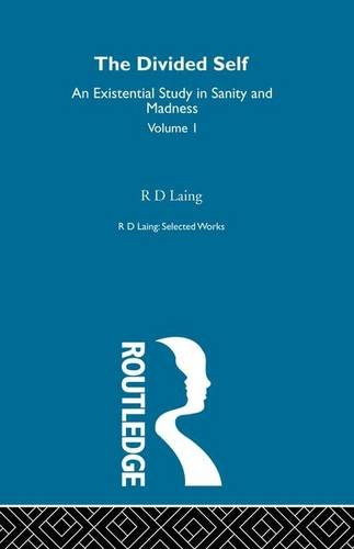 9780415198189: Selected Works of R.D. Laing: Divided Self, The: An Existential Study in Sanity and Madness: 1