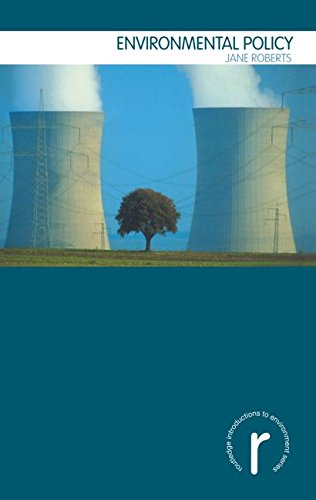9780415198851: Environmental Policy (Routledge Introductions to Environment: Environment and Society Texts)