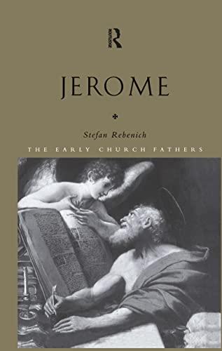 9780415199056: Jerome (The Early Church Fathers)