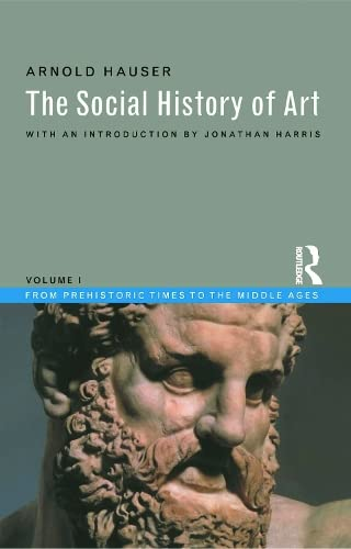 9780415199452: The Social History of Art, Vol. 1: From Prehistoric Times to the Middle Ages