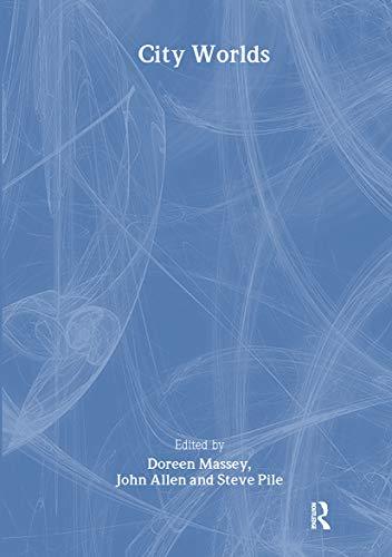 9780415200691: City Worlds (Understanding Cities)