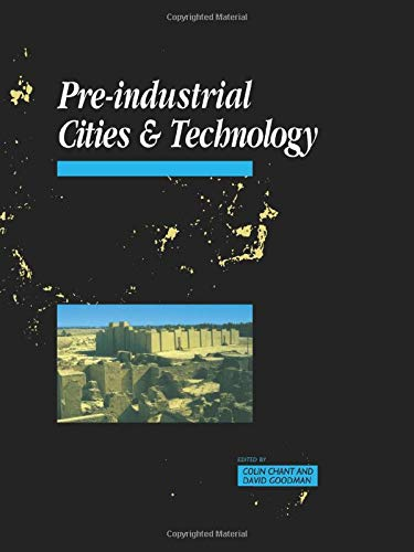 9780415200752: Pre-Industrial Cities and Technology