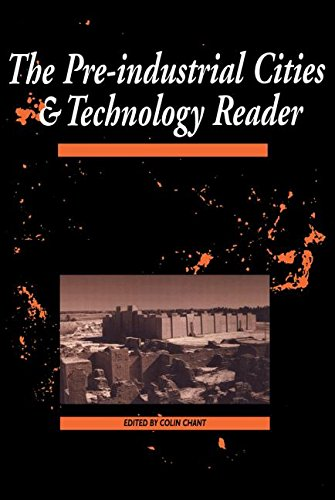9780415200776: The Pre-Industrial Cities and Technology Reader