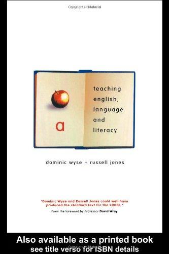 9780415200929: Teaching English, Language and Literacy
