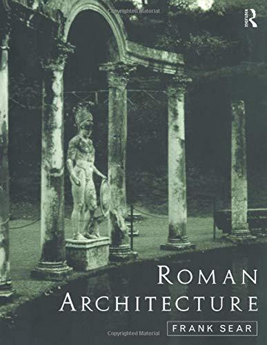 9780415200936: Roman Architecture
