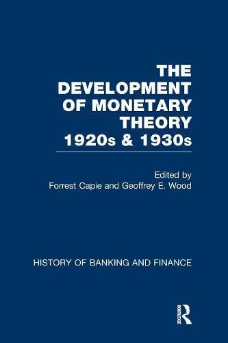 9780415201551: Develop Monetary Theory V4