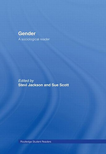 9780415201797: Gender: A Sociological Reader