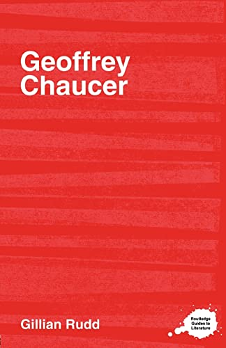 9780415202428: Geoffrey Chaucer (Routledge Guides to Literature)