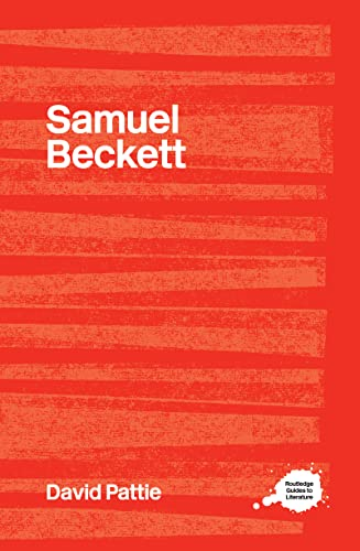 9780415202534: Samuel Beckett (Routledge Guides to Literature)