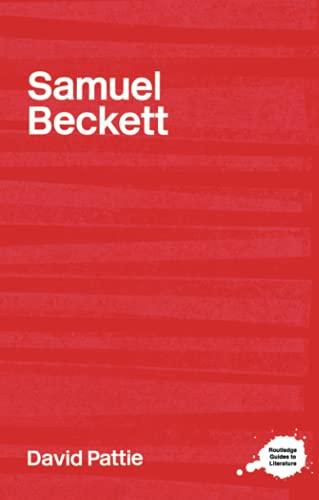 9780415202541: Samuel Beckett